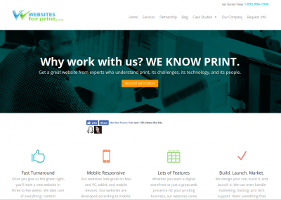 Websites for Print